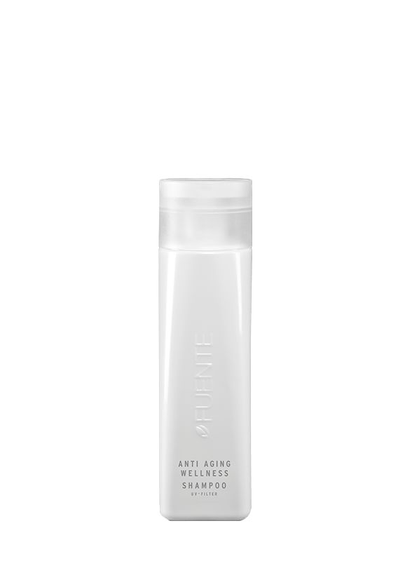 Fuente Anti Aging Wellness Shampoo > Product > Cosmo Hairstyling