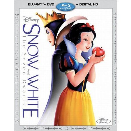 Snow White & The Seven Dwarfs (Blu Ray)