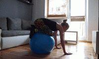 5.Ćwiczenia na mięśnie skośne brzucha