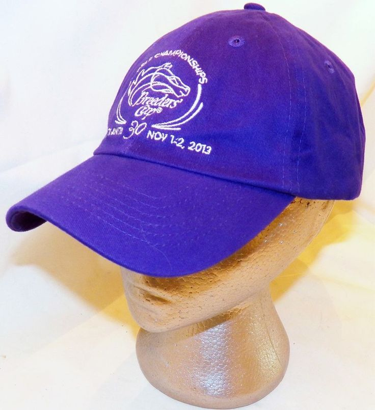 US $39.99 New in Sports Mem, Cards & Fan Shop, Fan Apparel & Souvenirs, Horse Racing