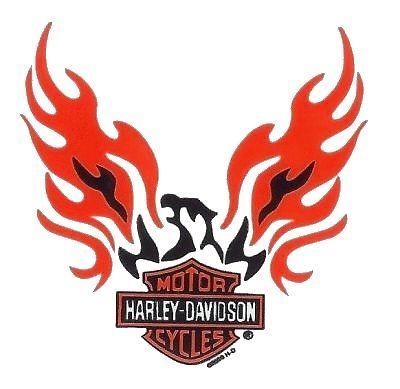 Harley Davidson Sticker Adler with Bar + Shield 6x6cm Phoenix Eagle Decal Helmet #HarleyDavidson
