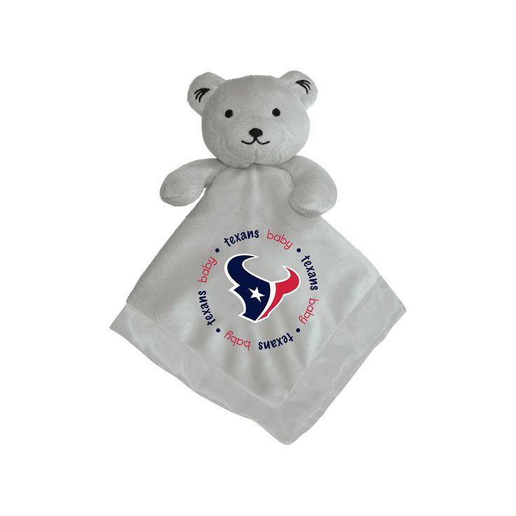 NFL Houston Texans Gray Security Bear