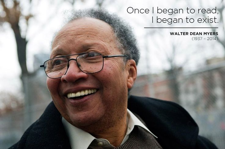 Walter Dean Myers (1937 – 2014) | 15 Powerful Quotes By Writers We Lost In 2014