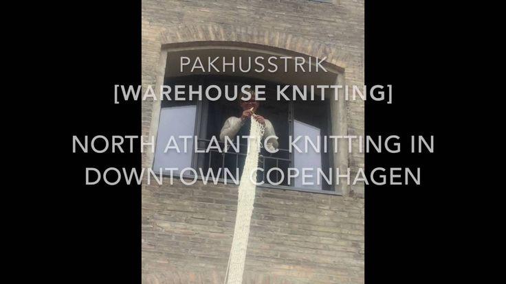 Pakhusstrik down town Copenhagen 3.09.2016