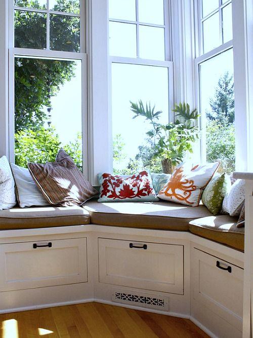 Under Window Seating 120 best window seat images on pinterest | window, window seats