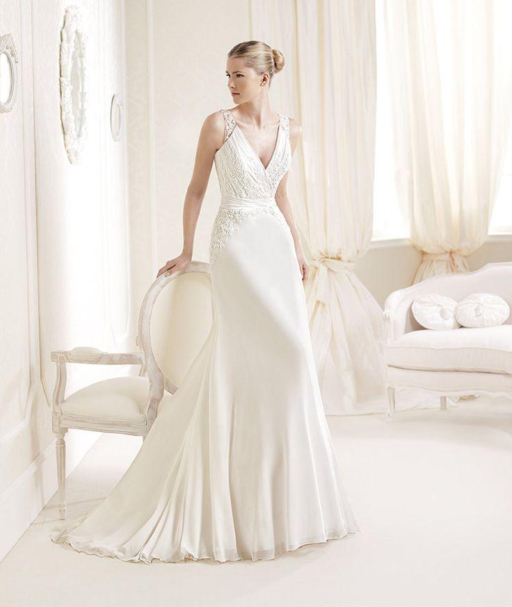 La Sposa presents Iara style from Fashion 2014 collection. | La Sposa