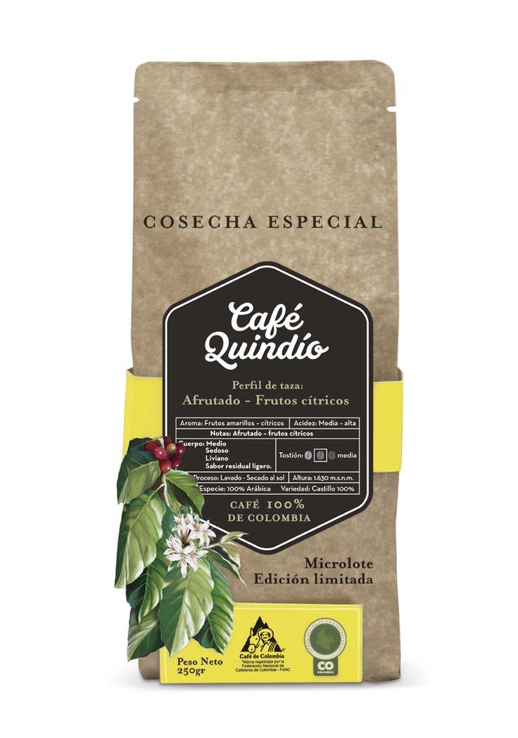 COSECHA ESPECIAL - .: Cafe Quindío :. El Café del Corazón de Colombia