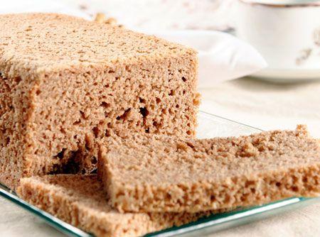 Pão de Centeio Integral