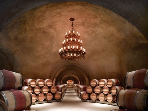 If They Could Make A Candle That Could Duplicate The Smell Of That Room At  Far · Wine StorageWine CellarsNapa ...