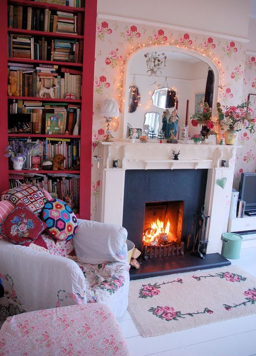 Cute Living Room Decor: 17 Best Images About Decorating Inspiration On Pinterest