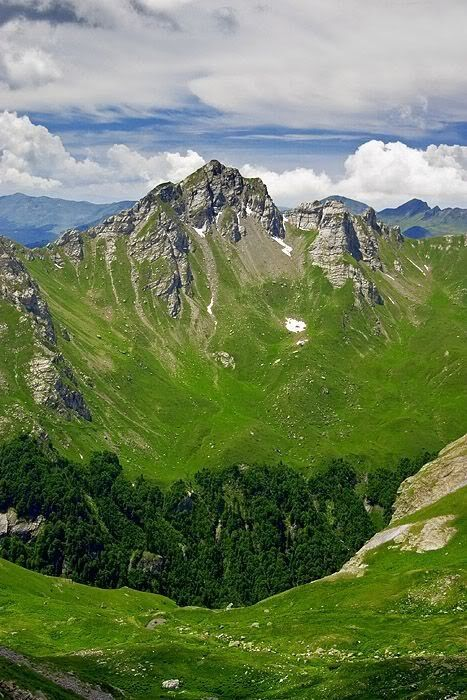 Mount Korab,Macedonia: