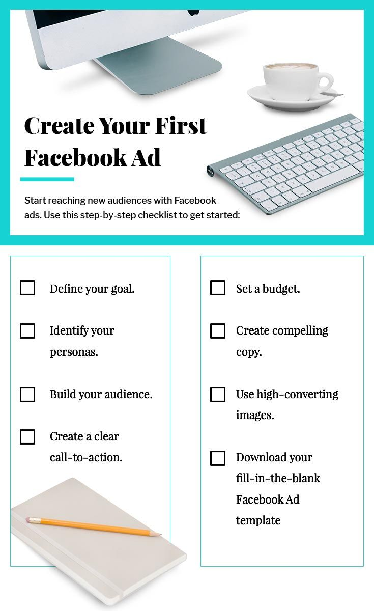business learn facebook create ad video ads