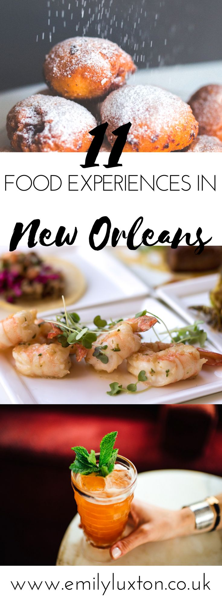 New Orleans Food Guide - 11 unmissable food and drink experiences. Everywhere you need to eat and drink in the Big Easy | #neworleans #nola #food