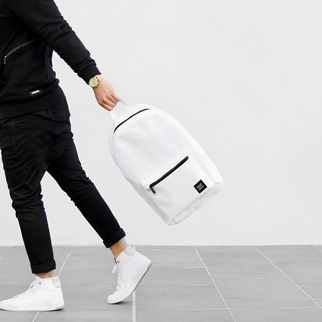 The Settlement Backpack. Styled by You.