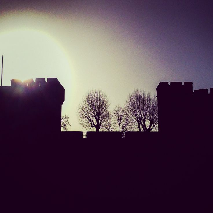 Tower of London - Sundown Photo by: Danielle Yaghdjian