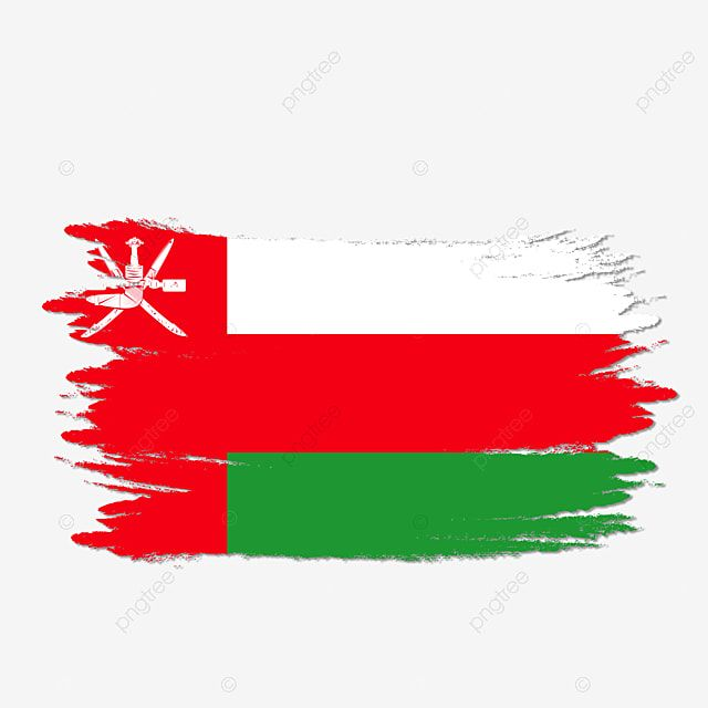 العلم عمان فرشاة مائية رسمت شفافة سلطنة عمان العلم عمان ناقل علم عمان Png وملف Psd للتحميل مجانا In 2021 Flag Vector Pakistan Flag Oman Flag
