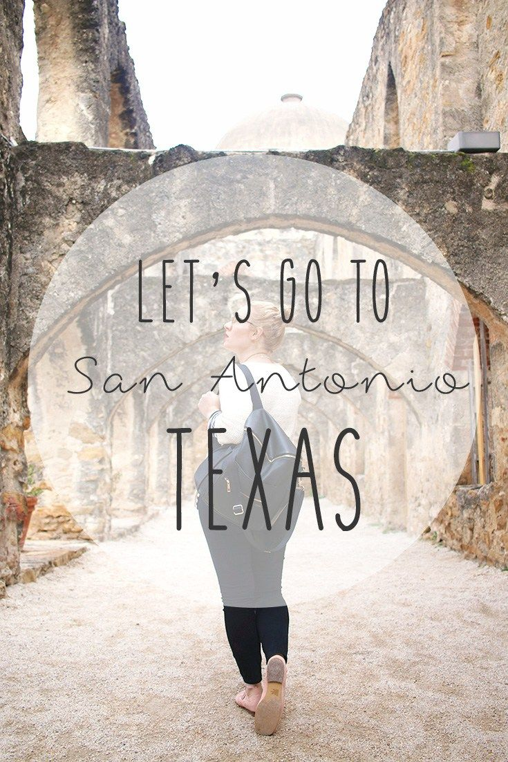 Let's Go To: San Antonio, TX | Its Pam Del