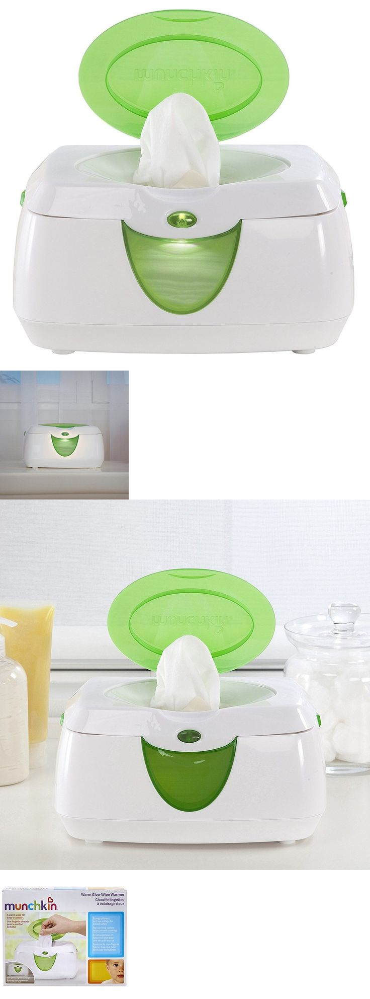 Baby Wipe Warmers 117017: Munchkin Warm Glow Wipe Warmer - Warm Wipe F Babys Comfort [Wipes Not Included] -> BUY IT NOW ONLY: $38.6 on eBay!