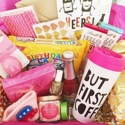 Favorite Things Bestie Box