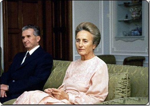 Elena Ceausescu, Nicolae Ceausescu's wife
