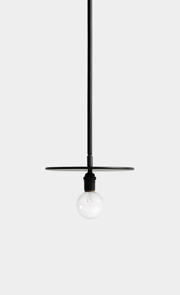 Adjustable Workstead Black Pendant | DSHOP