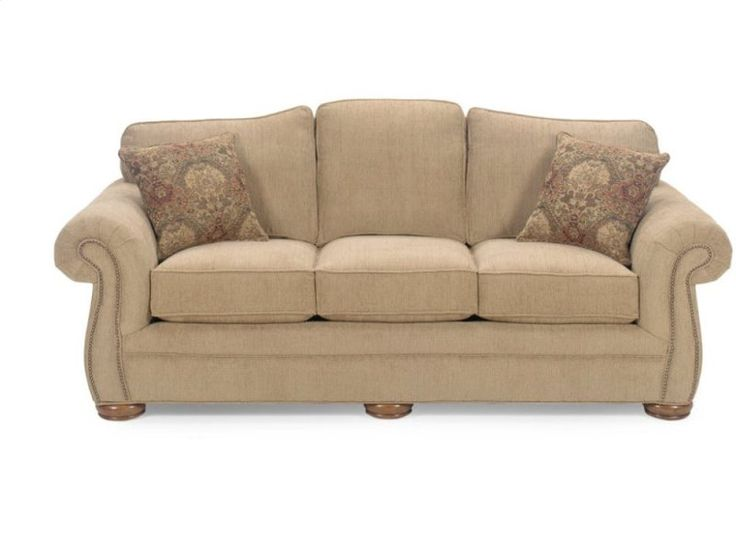 2675 In By Craftmaster Furniture In Clarksburg, WV   Craftmaster Living  Room Stationary Sofas,