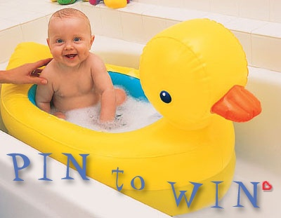 Pin to Win  Hot hot hot NOT! This duck is smart! Prevents babe from slipping, has temperature setting and even quacks!  #Munchkin  #Baby https://www.facebook.com/MunchkinCanada/app_328975307179679