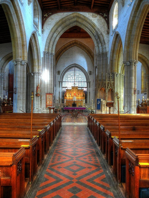 St. Nicholas Catholic Church, Arundel, England