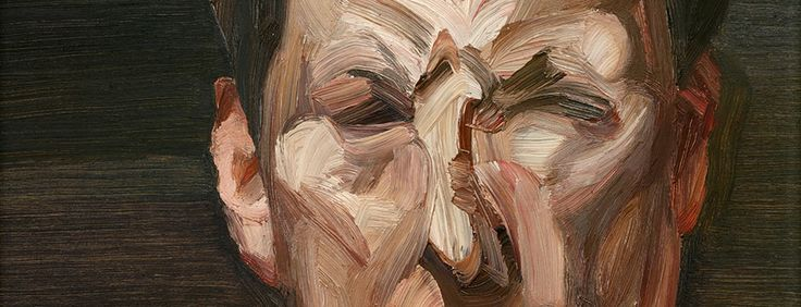 Lucian Freud / Das Kunsthistorische Museum, 12/2013