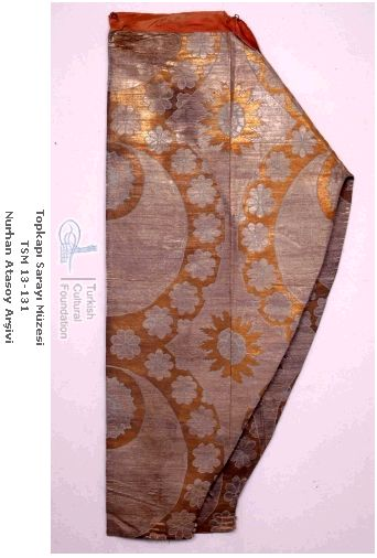 Ottoman shalvar- Osmanlı şalvarı