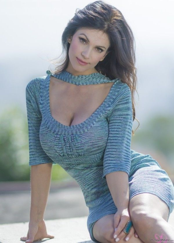 Denise Milani- A Spring Day