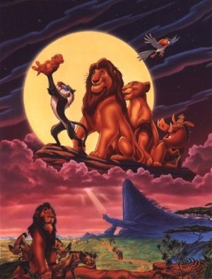 Day 6 Favorite Cast of Characters ; The Lion King!