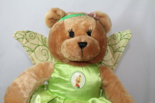 "Disney Tinkerbell Plush Stuffed Teddy Bear 16"" #Gifts"