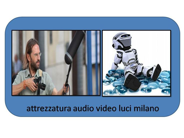 attrezzatura audio video luci milano