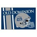 Ncaa - Old Dominion University Blue 1 ft. 7 in. x 2 ft. 6 in. Indoor Accent Rug