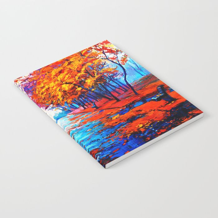 Our notebooks feature wraparound artwork from the world's best artists, with an anti-scuff laminate cover. Unleash your creativity on 52 pages of high quality 70lb text paper - minimal show-through even when you use heavy ink! Available in lined and unlined versions.