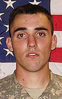 Army Pfc. Zachary S. Salmon  Died January 12, 2011 Serving During Operation Enduring Freedom  21, of Harrison, Ohio; assigned to the 1st Battalion, 32nd Cavalry Regiment, 1st Brigade Combat Team, 101st Airborne Division (Air Assault), Fort Campbell, Ky.; died Jan. 12 at Forward Operating Base Bostick, Afghanistan, of wounds suffered after insurgents attacked his unit with small-arms fire.
