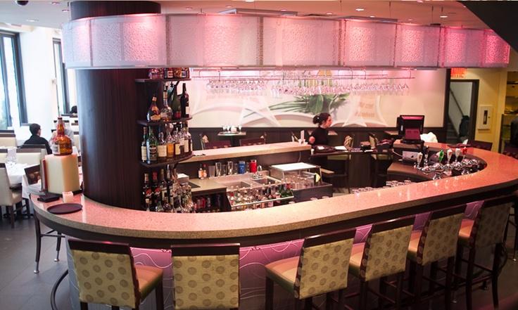 Bar du Bistro L'Aromate