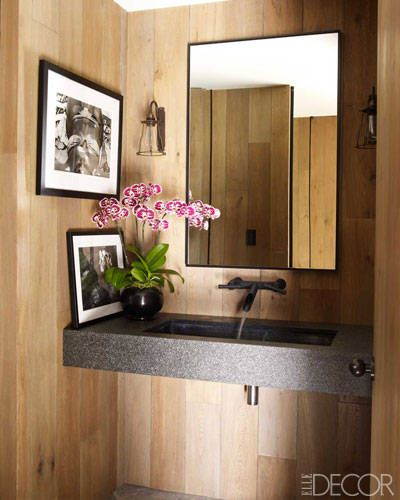 10 Best HOME: Small Powder Room Makeover Images On