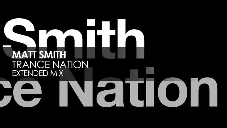 Matt Smith - Trance Nation (Extended Mix) [Pure Trance Recordings]