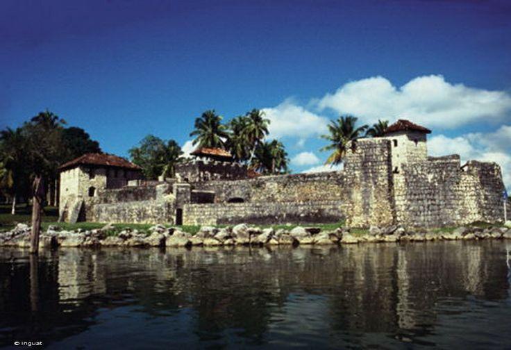 San Feflipe Fortress, Izabal #Guatemala
