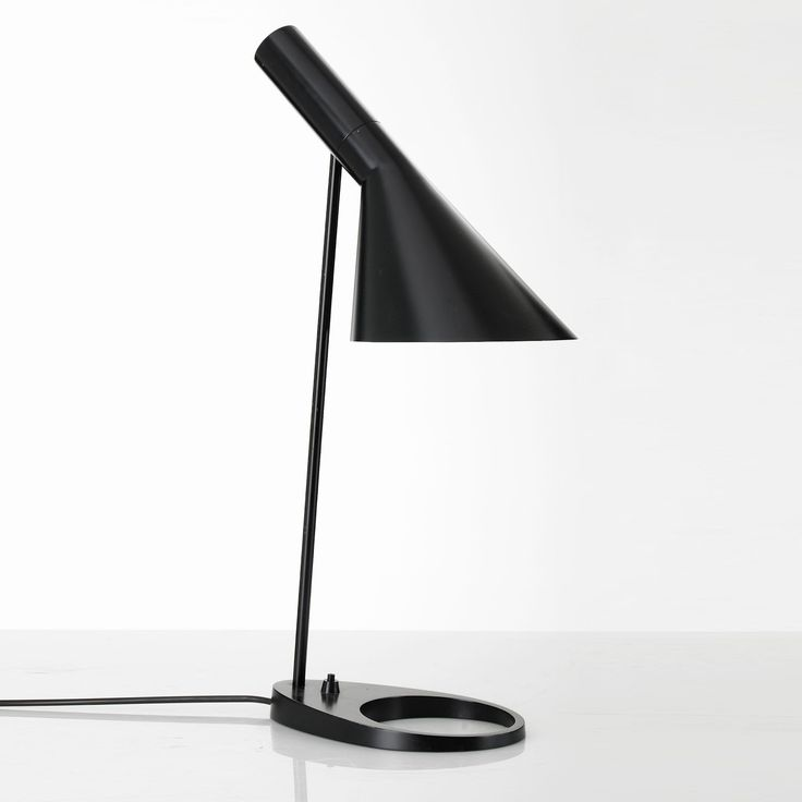Reform Kitchen / Light inspiration / AJ table lamp / Designed by Arne Jacobsen