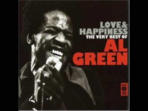 Al Green - Love and Happiness (Studio Version)...because you gotta start some days with Al.