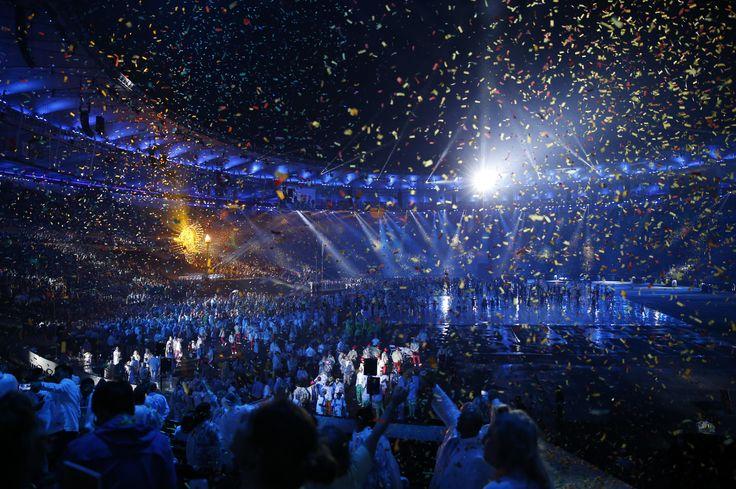2016 Rio Paralympics - Opening ceremony - Maracana - Rio de Janeiro, Brazil…