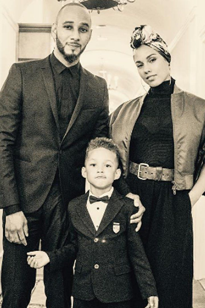 41 Adorable Pictures of Alicia Keys and Swizz Beatz's Boys