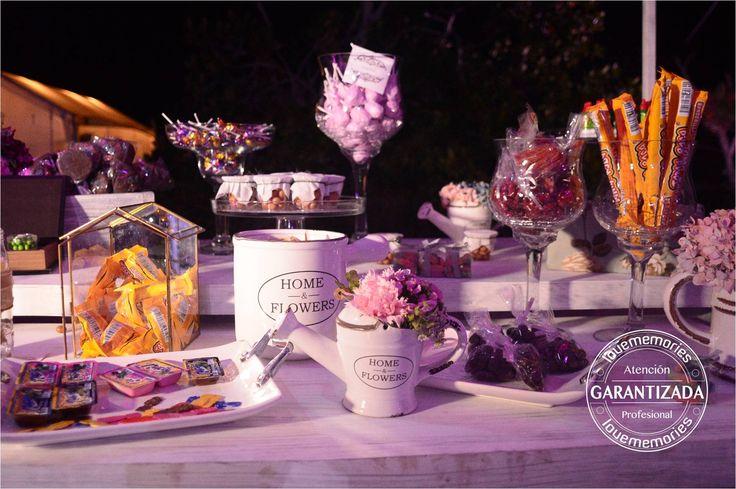 Has mas divertida tu boda con una mezcla de duces. #LMcandybuffet #Mesadedulces #Cancun #RivieraMaya