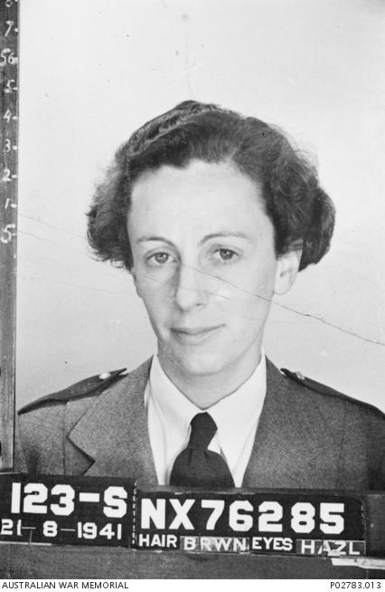 Sister Nancy Harris, 2/13th Australian General Hospital, Australian Army Nursing Service (AANS). On 16 February 1942 the group was massacred, the soldiers were bayoneted and the nurses were ordered to march into the sea where they were shot.