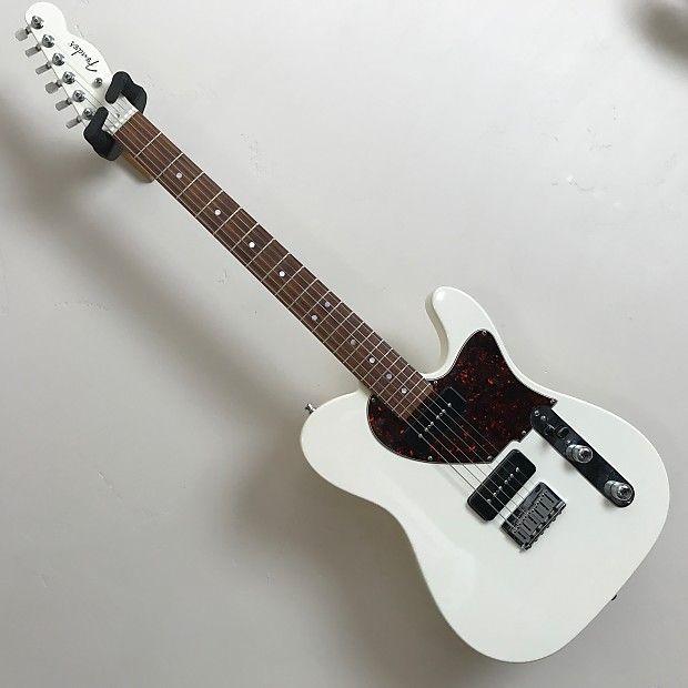 Fender Custom Shop Telecaster Late 90's Olympic White | Reverb