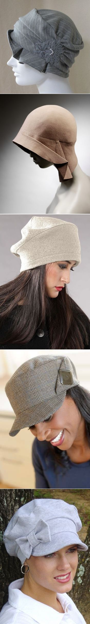 Chapéus e turbantes