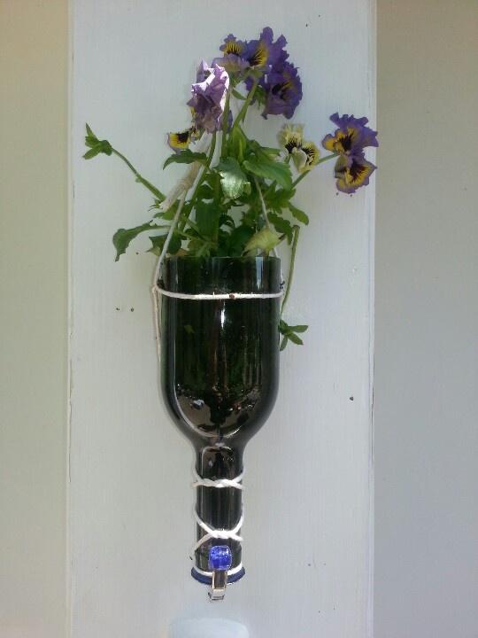 1000 images about glass bottle art on pinterest bottle for Glass cutter for wine bottles